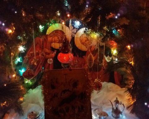 С Рождеством Христовым , дорогие!